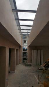 Lantern roof 2